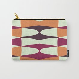 Zaha Vintage Carry-All Pouch