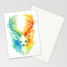 Feather Fawn Stationery Cards