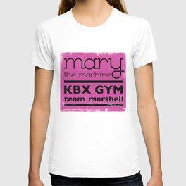 Mary the Machine T-shirt
