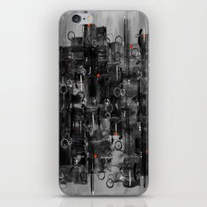 :: Night Sounds :: iPhone & iPod Skin