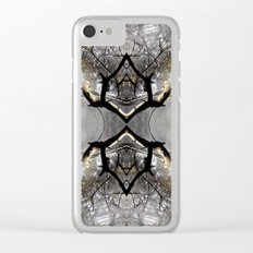 Evanesce 2 Clear iPhone Case