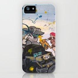 Roadtrip iPhone Case