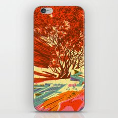 A bird never seen before - Fortuna series iPhone & iPod Skin
