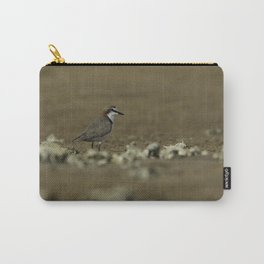 Red-Capped Plover Carry-All Pouch