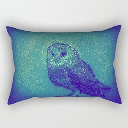 Owl ... Rectangular Pillow