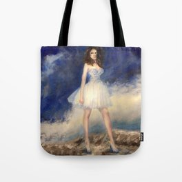 On the top Tote Bag