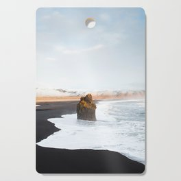 Black Sand Beach, South Iceland Cutting Board