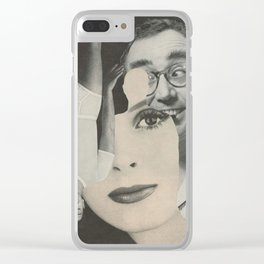 Oblivion Clear iPhone Case