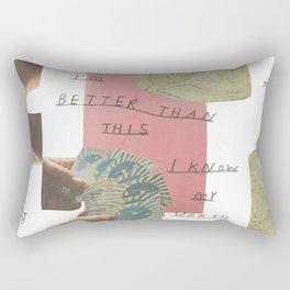 alarm Rectangular Pillow
