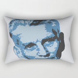 Samuel Beckett Rectangular Pillow