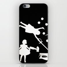 Negative iPhone & iPod Skin