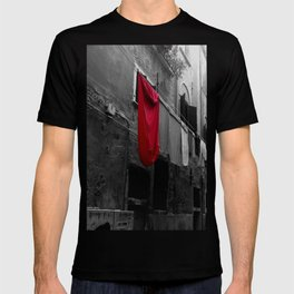 """Superman""""s Laundry Day in Venice, Italy T-shirt"""