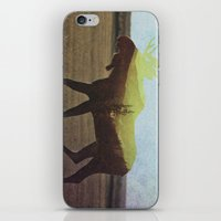 iPhone & iPod Skins featuring Moose by Andreas Lie