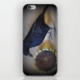 Corvid the Crow iPhone Skin