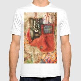 Boxing Modern T-shirt