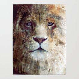 Lion // Majesty Poster