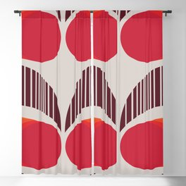 Rebirth Of The 70's No. 116 Blackout Curtain