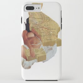 Southern Comforter iPhone Case
