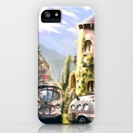 Stani´s Home iPhone Case