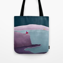 Simple Housing | So close so far away Tote Bag