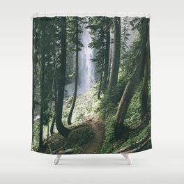 To The Falls Shower Curtain