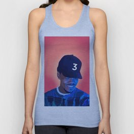 Chance The Rapper Unisex Tank Top