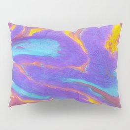 Sweetness 0017- Iridescent Fluid Painting Pillow Sham
