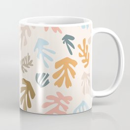 Seaweeds and sand Coffee Mug