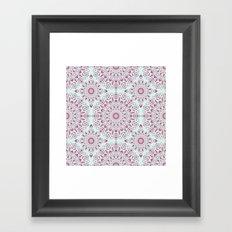 Mandala 56 Framed Art Print