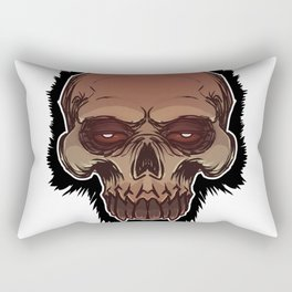 Skull cartoon Rectangular Pillow