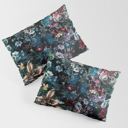 Night Lights Pillow Sham