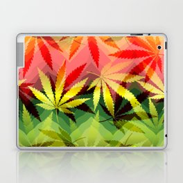 Marijuana Laptop & iPad Skin