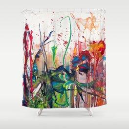 Flowerpower - Midsummer Shower Curtain