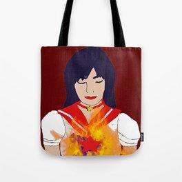Sailor Mars/Rei Hino Tote Bag