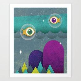 Lakeshore Drive #3 Art Print