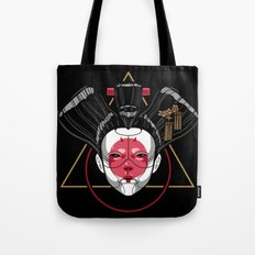 Ghost in the Geisha Tote Bag
