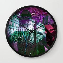 65. intramatic Wall Clock