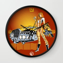 5th Element Wall Clock