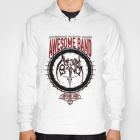 band Hoodies featuring Amazing Band by Ethan Raney Jarma