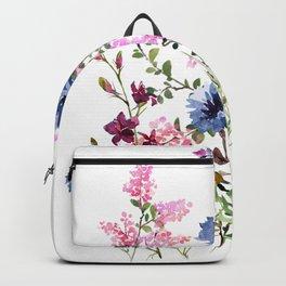 Wildflowers IV Backpack
