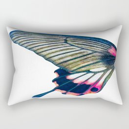 Butterfly left wing - find the right wing in my store :) Rectangular Pillow
