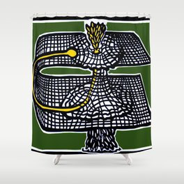 Closed Timelike Curve Shower Curtain