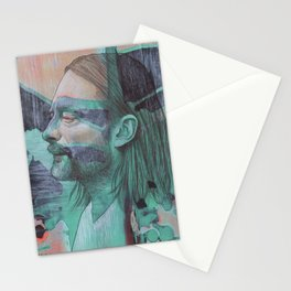 THE ERASER Stationery Cards