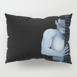 Golem -Gargoyle Pillow Sham