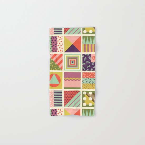 Patternz Hand & Bath Towel