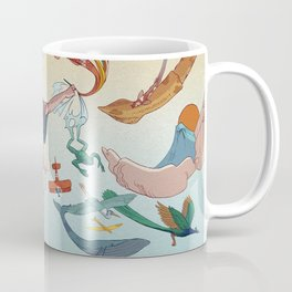 Ukiyo-e tale: The legend Coffee Mug
