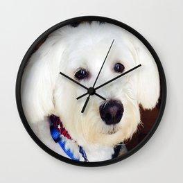 Maxx dogg 2 Wall Clock