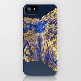 Mean Coral iPhone Case
