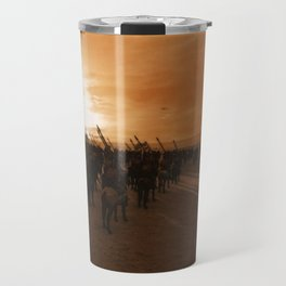 Ancient Warriors Travel Mug