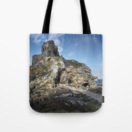 Kinbane Castle Tote Bag